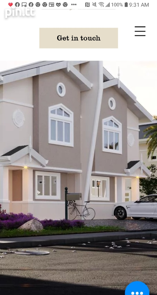 Affordable luxurious 3 bedroom townhouse-3