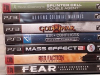7 PS3 GAMES USE LIKE NEW