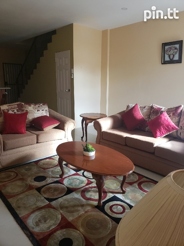 Champs Fleurs Two bedroom Townhouse unfurnished-2