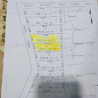 7600 SF APPROVED LAND WHATSAPP ONLY