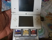 Nintendo 3ds and dsi combo with games