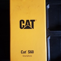 NEW CAT S60 MOBILE PHONE. IDEAL GIFT