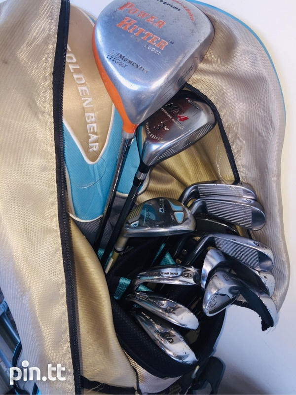 USED GOLF CLUBS-2