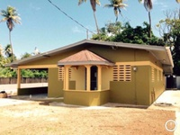 Mayaro house with 3 bedrooms