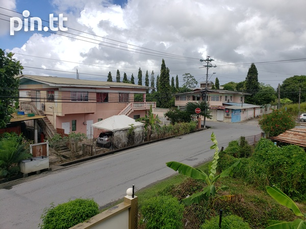 COUVA UNFURNISHED 2 BEDROOM APARTMENT-16