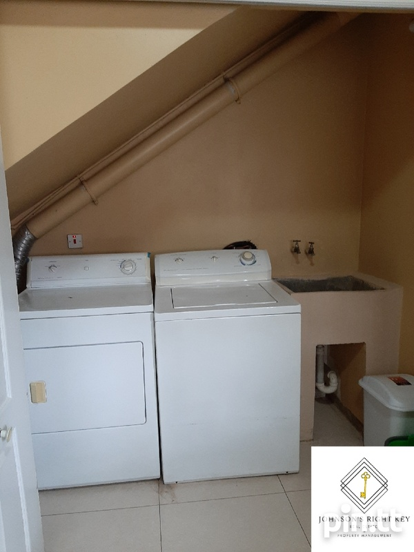 Trincity 2 Bedroom Furnished Townhouse-3