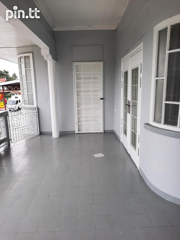 Aranguez 3 Bedroom Unfurnished Upstairs House-11