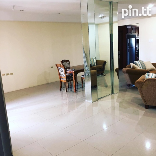 Fully Furnished 2 Bedroom Apartment Trincity-2