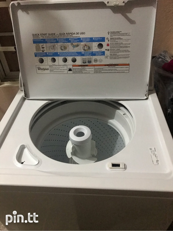 Whirlpool Washing machine-2