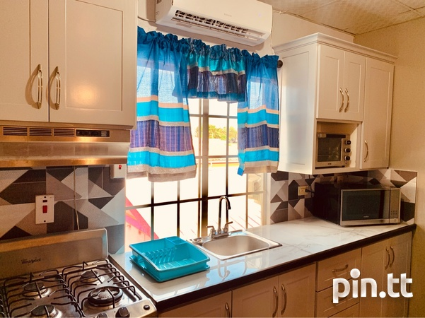 2 bedroom Trincity apartment, fully furnished, fully air conditioned-8