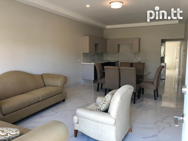 CHAGUANAS UNFURNISHED 1 BEDROOM APARTMENT-2