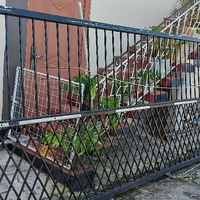 Front Gate - 21ft Long x 5.5ft heigh