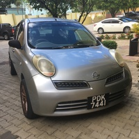 Nissan March, 2010, PDK