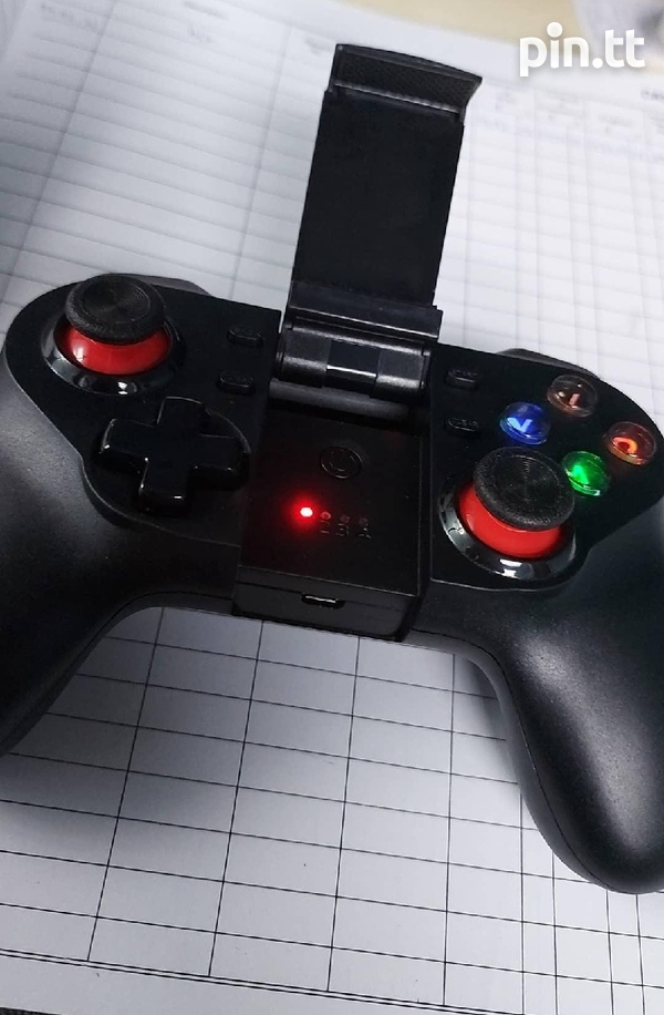 Bluetooth Wireless Game Controller-3