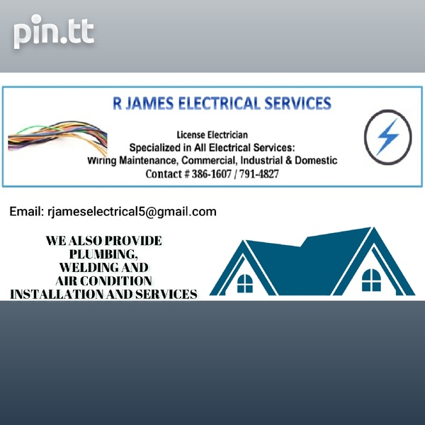 R.JAMES ELECTRICAL SERVICES-1