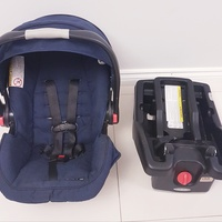 Graco stroller & carseat system