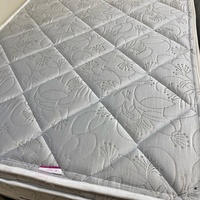 Single Bed with Pillow-top mattress