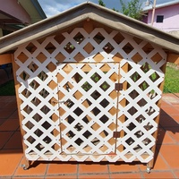 One-of-a-kind Dog Kennel