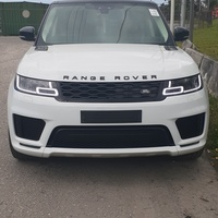 Land Rover Range Rover Sport, 2018, ROLL ON ROLL OFF