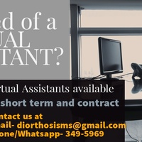 Virtual Assistant Available