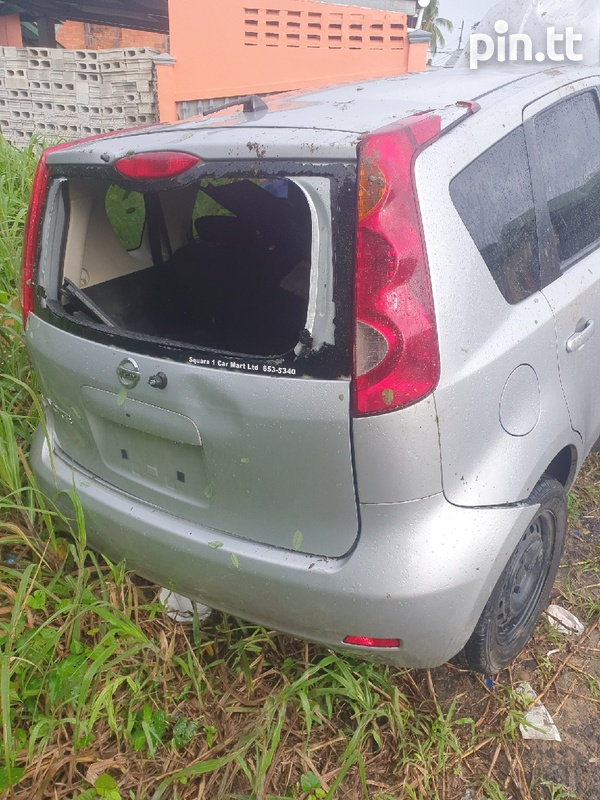 NISSAN NOTE 2012-3