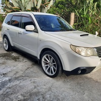 Subaru Forester, 2009, PDC