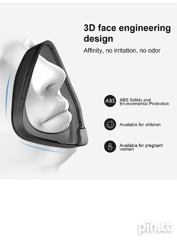 Electric Smart Face Mask-3
