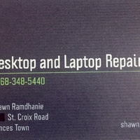 Desktop And Laptop Repairs Service Fee Starts At..