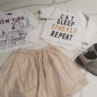 Little Girl Clothes + Shoes