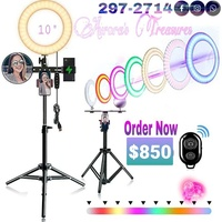 Ring Light 10 inches RPG