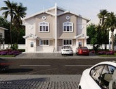 GATED COMMUNITY LUXURY DUPLEX TOWNHOUSES, FACTORY ROAD EXT. PIARCO