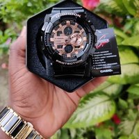 Authentic Gshock Rose Gold Watch Model No. GA-140GB-1A2DR Read Details Below
