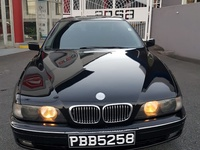 BMW 5-Series, 2004, PBB
