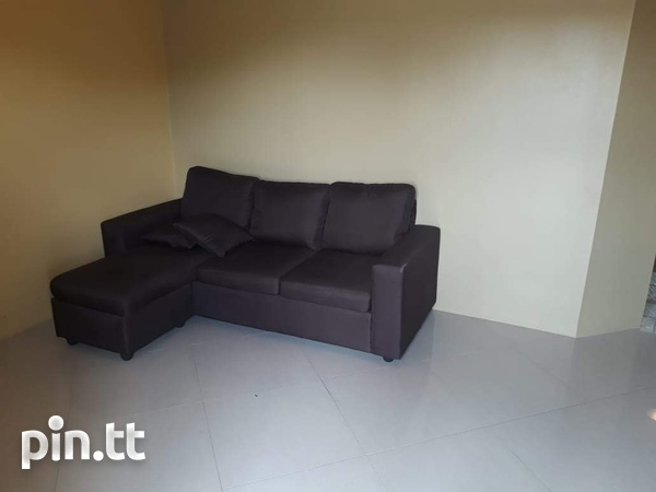 Furnished 1 Bedroom Piarco Apartment-3