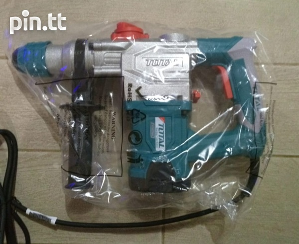Total Rotary Hammer Drill-2