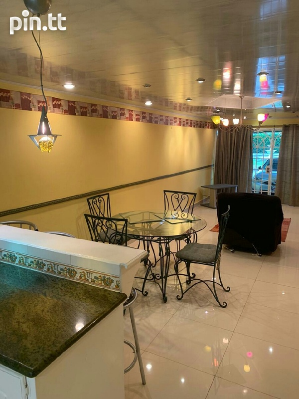 Fully Furnished 2 Bedroom Townhouse W/Pool, Valsayn South-3