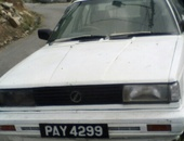 Nissan Sentra, 2001, PAY