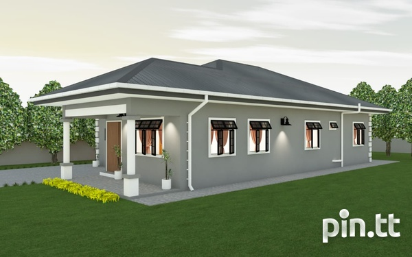 3 Bedroom House Aura Gardens, Sangre Grande-6