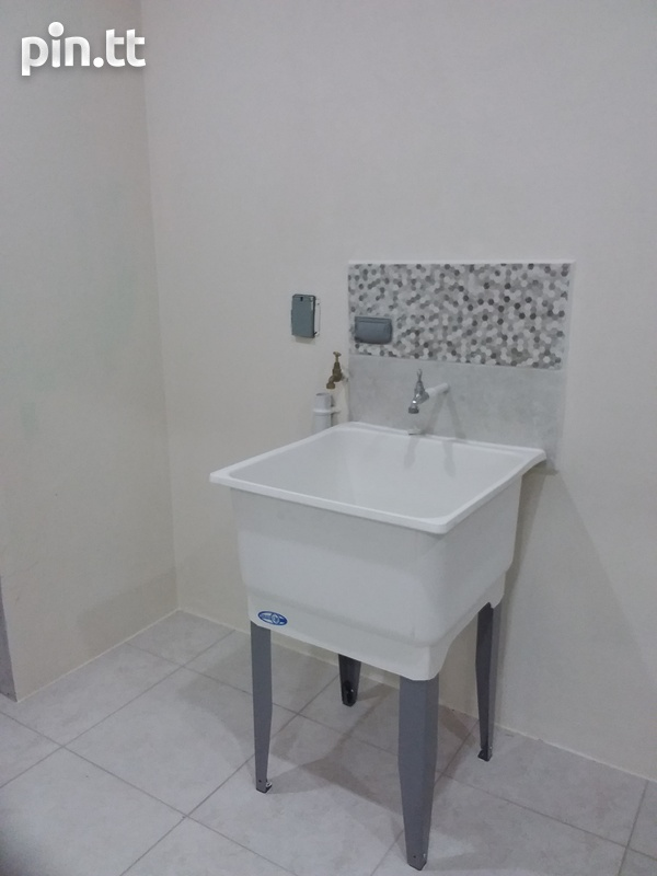 One Bedroom, Unfurnished Apartment, St. Croix Ext. Rd, Barrackpore-10