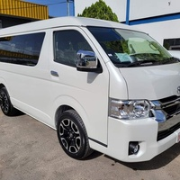 Toyota Hiace, 2020, 10 Seater.New. 2021. To be Registered