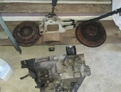 4g15 gearbox conversion complete