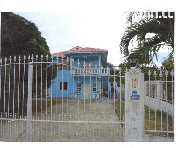 Lowlands, Tobago 2 storey house with income opportunity