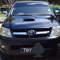Toyota Hilux, 2005, TBY