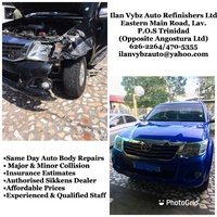 Affordable Professional Auto Body Repairs