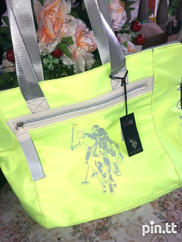 Us polo ASSN tote bag-1