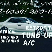 Mauii automotive service