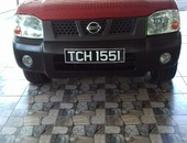 Nissan Frontier, 2007, TCH