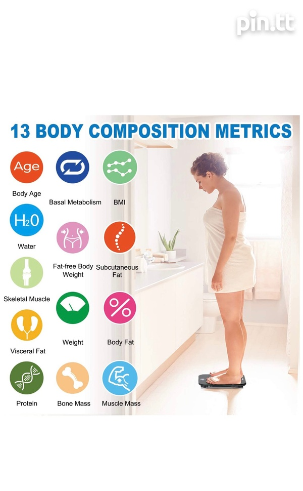 Body Composition Smart Scale-1