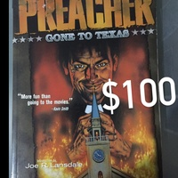 Preacher Graphic Novel