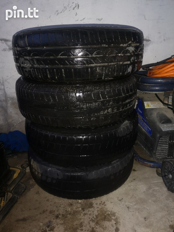 Rim and Tyres-2